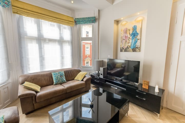 DEAL: Room in luxury flat right in city center