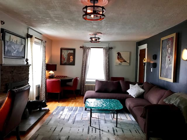 Cottage on Kent - The Suite