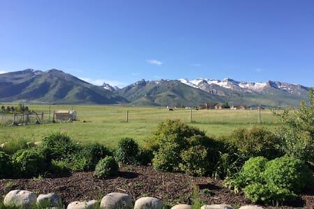 Ruby Mountain Base Camp