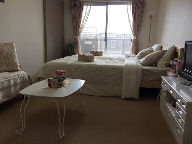 NEW OPEN!SWEET ROOM~5 min to NIJO~ - 京都市 - Apartment