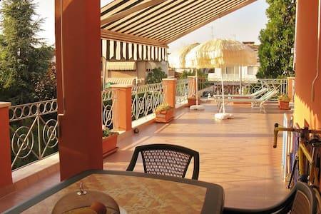 App.al mare Lido di Pomposa con piscina e terrazzo - Lido di Pomposa - Daire