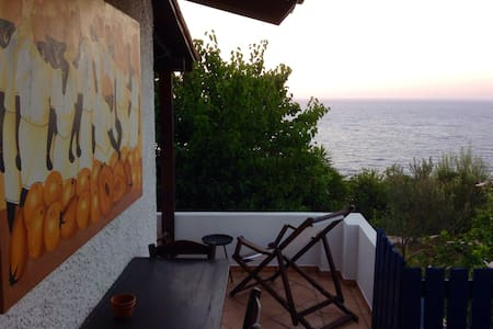 L'atelier du peintre - Avlaki