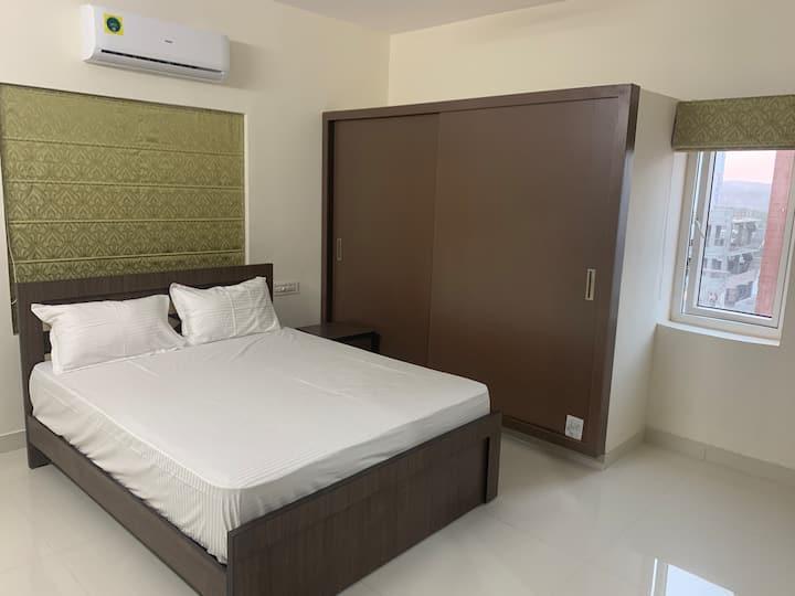 Urban Nest - 2BHK Serviced Apartments