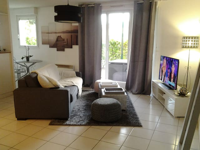 Bel appart à 15 mns de Bordeaux - Saint-André-de-Cubzac - Appartement
