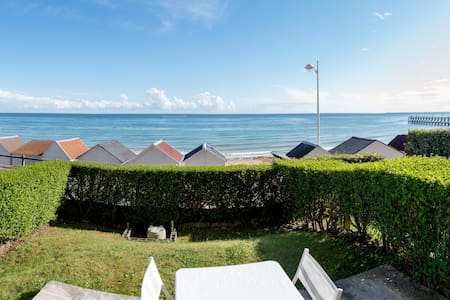 Apartment on the seafront - panoramic sea view