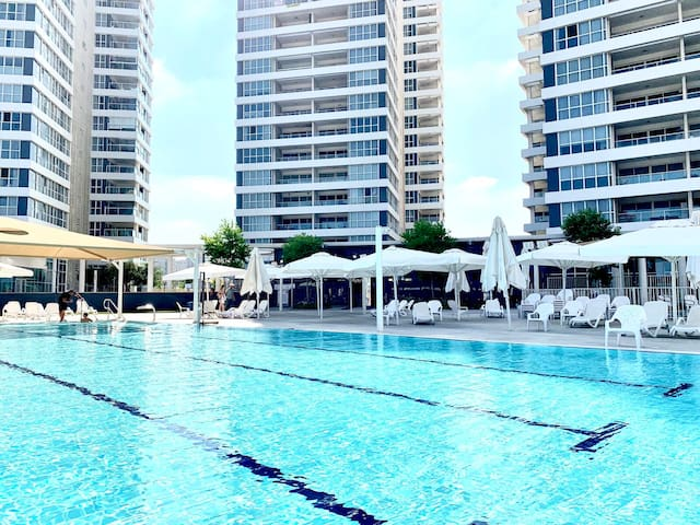 Prince Palace Netanya Beach Deluxe Suit 100M ⭐⭐⭐⭐⭐