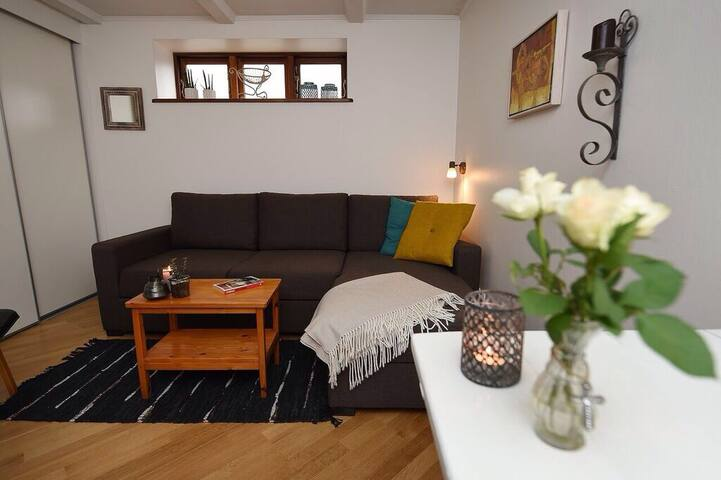 Charmerende byhus - Logstor - House