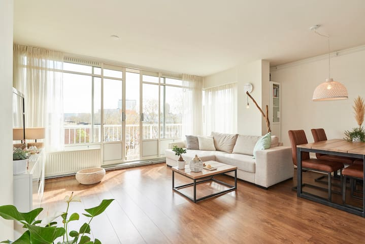 Awesome apartment near city centre of Amsterdam! - Amsterdam - Leilighet