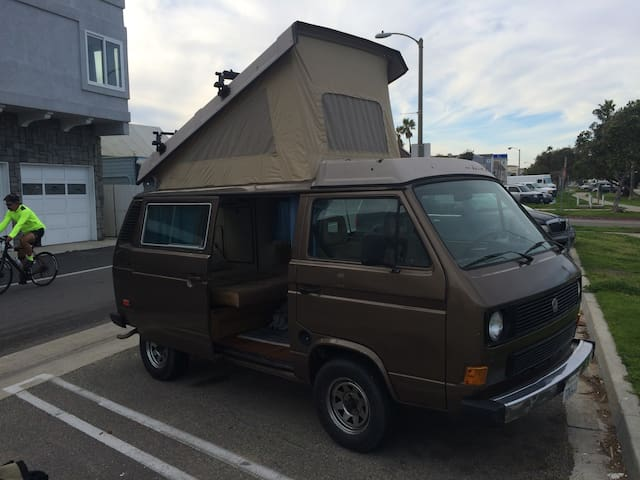Westfalia Urban Glamping - Huntington Beach