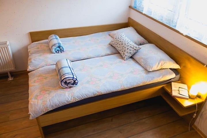 Kot'c Apartments-Two Bedroom Apartment-Ground Floor