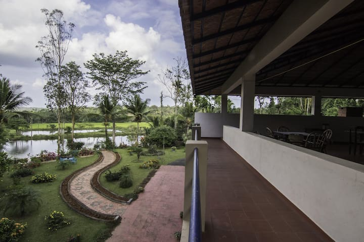 Spacious homestay in Coorg