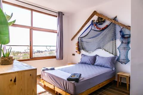 Sun House Marokko Doppelzimmer mit Bad
