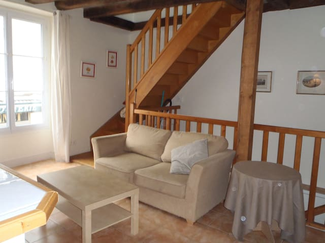 Duplex de Camille - Mer - Appartement