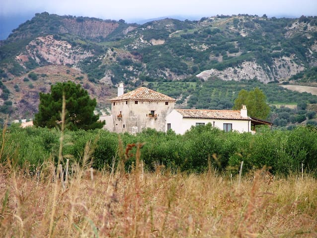 """San Giovanni"" the house on a farm"