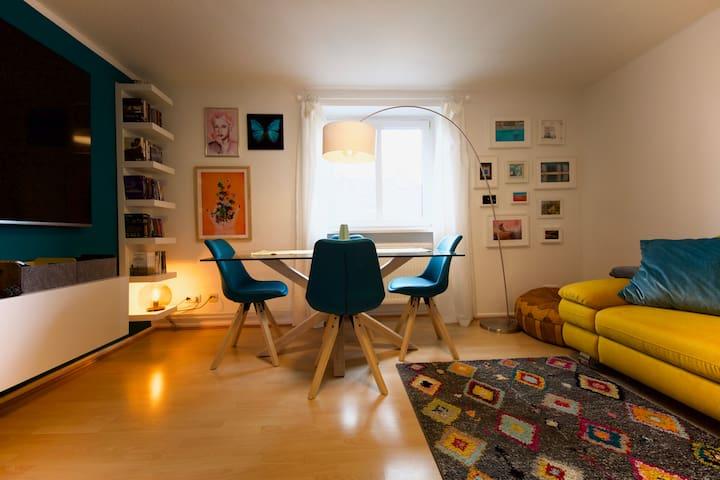 Wonderful Room in Frankfurt