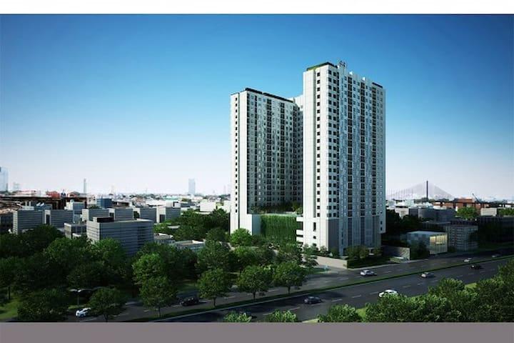 ISSI Condo Suksawat - Bangkok - Apartament