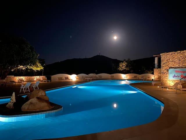Affitto,Sardegna,Olbia:bilocale aria condizionata