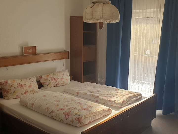 Haus Am Waldesrand, (Herzberg am Harz), Doppelzimmer mit Frühstück