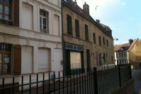 Chambre dans les combles - Saint-Omer