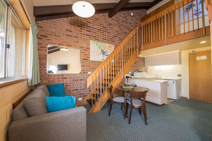The Traditional Loft