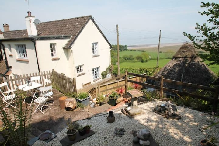 Dunns Cottage, West Porlock - Porlock Weir - Casa