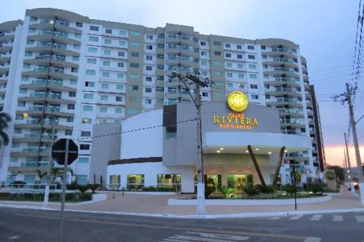 Riviera Caldas Novas - aberto a partir 01/08