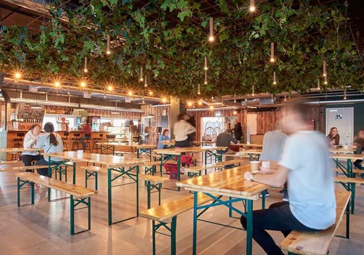Copenhagens coolest hostel concept!