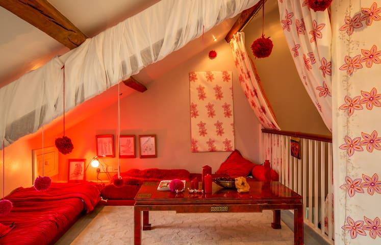 Exotic Devon Hideaway - Honiton - Apartmen