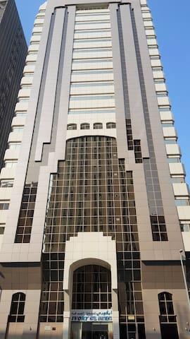 Ivory Hotel Apartment Abu Dhabi One Bedroom Apt
