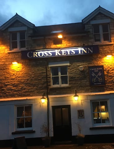Cross keys inn goodrich - Goodrich - Bed & Breakfast