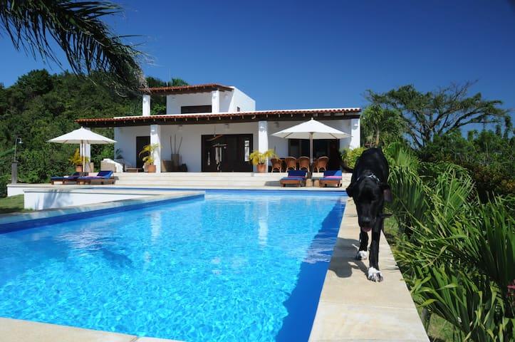 A gem design villa - Ibiza style - Las Terrenas - Villa