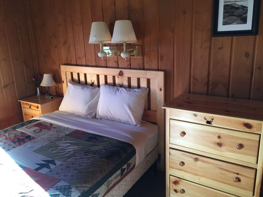 The second comfortable bedroom!~ 舒适的卧室2!~