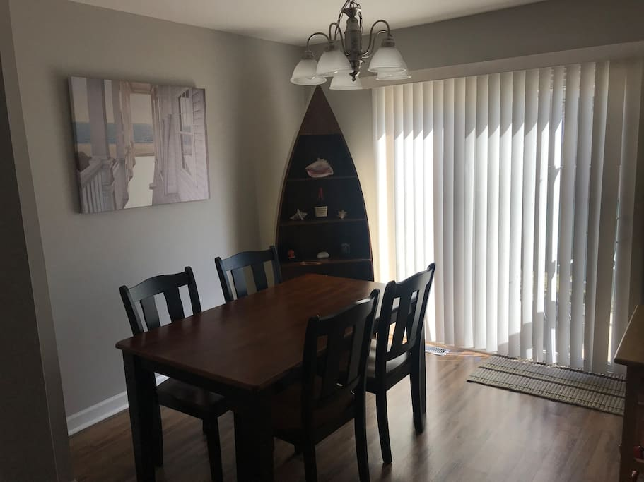 Dining Room & Office Space