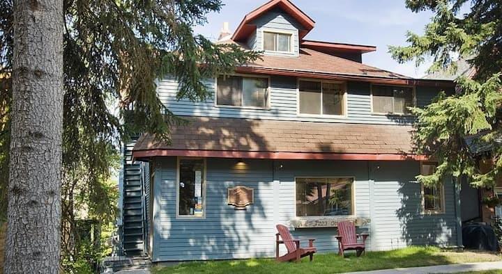 Banff's Rocky Mountain House