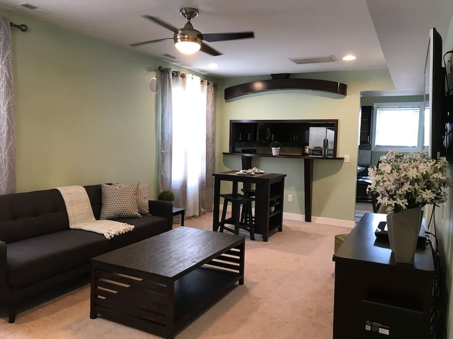 Living Room & Dinette