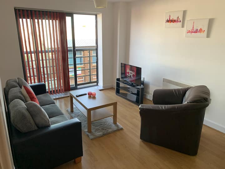 Luxury Birmingham City Centre Apartment @ Abacus