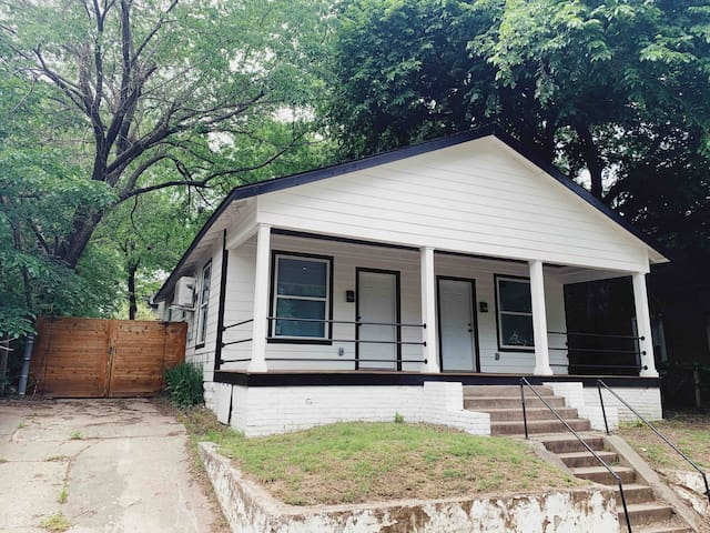 Near Downtown Tulsa Modern Duplex House