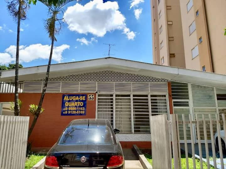 VIPensionatos - R. Gomes Carneiro, 55 - QUARTO