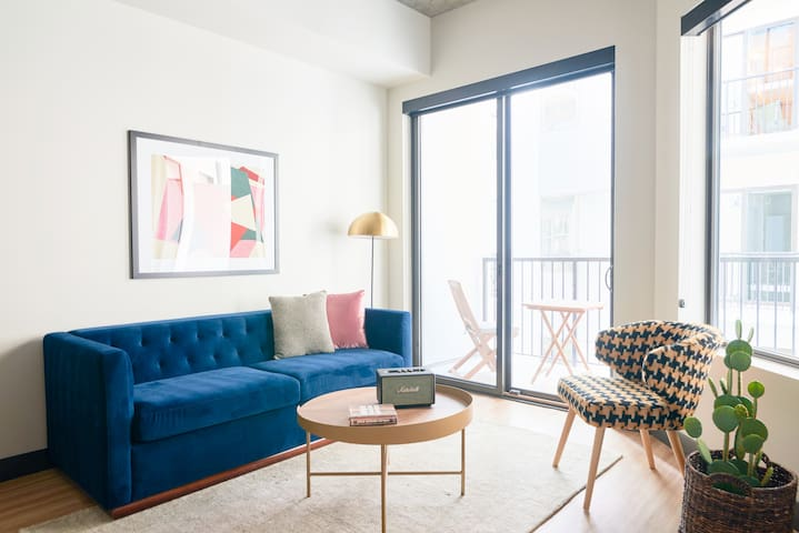 Sonder | Mill Ave | Relaxed 1BR + Parking