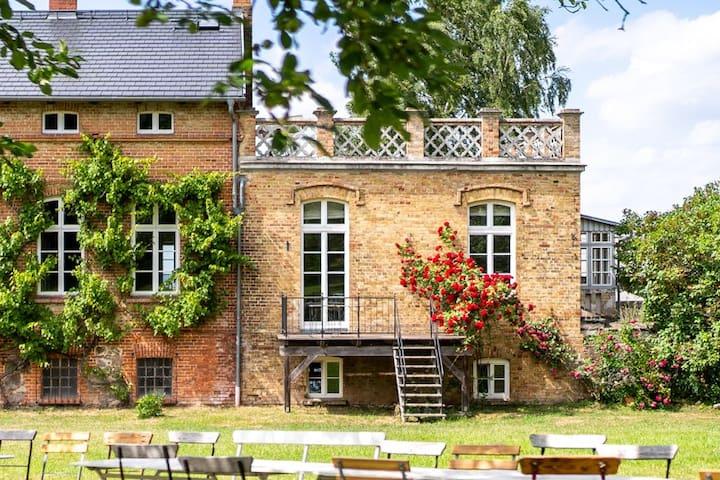 Gutshaus Pohnstorf - Wohnung Margarete