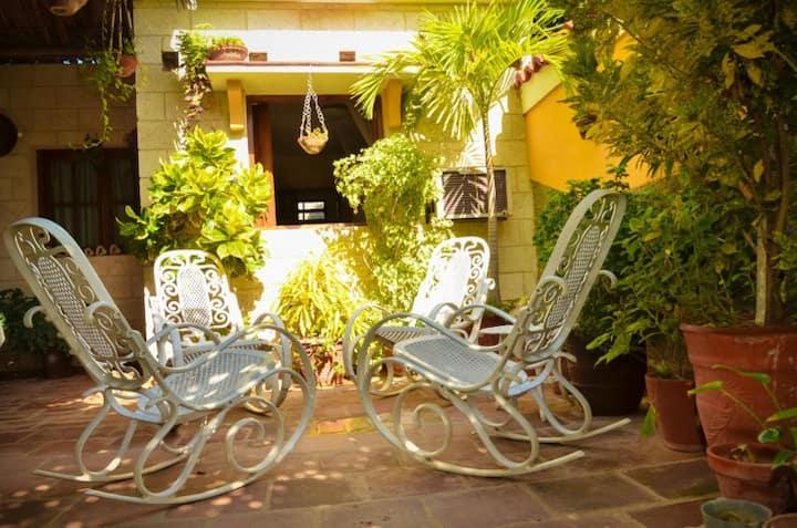 Casa Babara, Casilda, Trinidad, Room 2