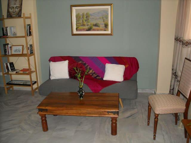 Ισόγειο διαμέρισμα στη Μεσσήνη