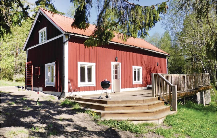Holiday cottage with 2 bedrooms on 70m² in Strängnäs