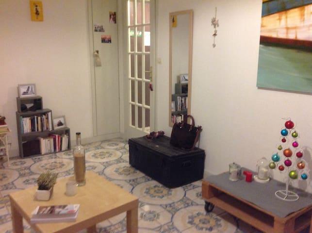 Studio Paris 7ème