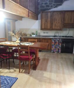 A casa di nonna Pasqualina
