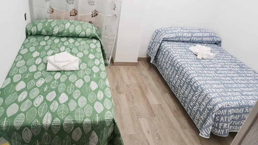 Disfruta de  sevilla y descansa en mi hogar.