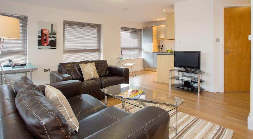 Basingstoke Central Studio Apartment