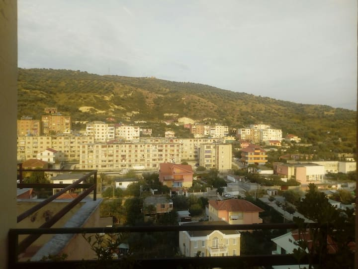 Apartment with beatiful view