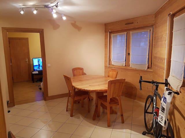 Bel appartement 45 m2 Sallanches - Sallanches