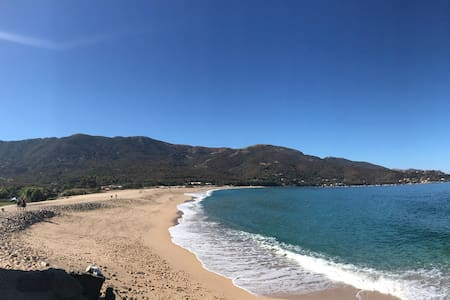 Corse Sud - Spacieuse maison neuve T4 - Mer 300m
